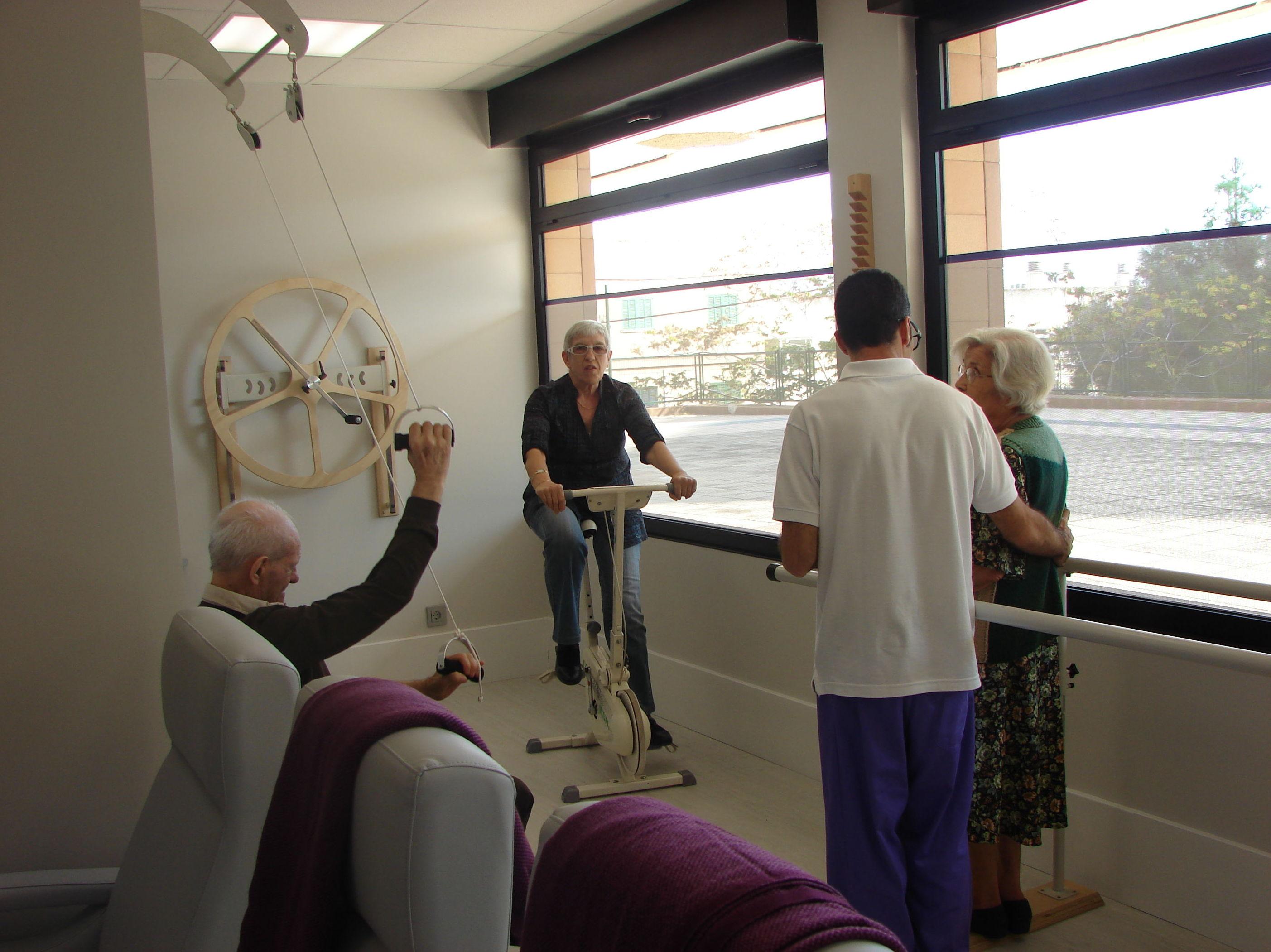 Foto 10 de Centros de día en Palma | Més Vida Centro de Día