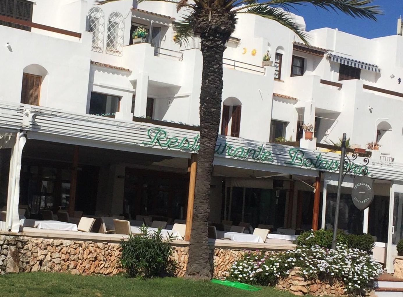 Restaurante con terraza Cala d'Or