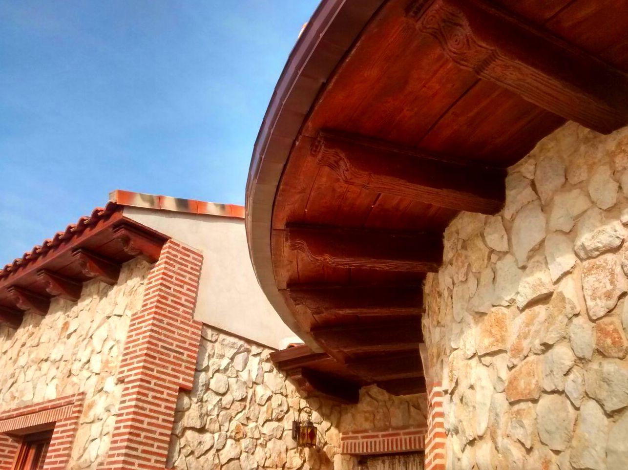 Foto 5 de Canalones en Santibáñez de Valcorba | Instalaciones Alonso