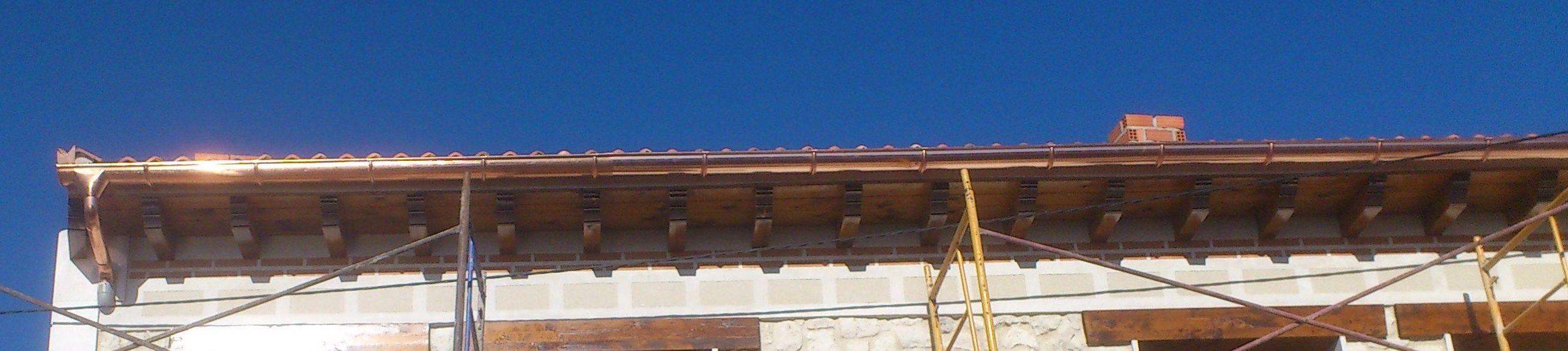 Foto 13 de Canalones en Santibáñez de Valcorba | Instalaciones Alonso