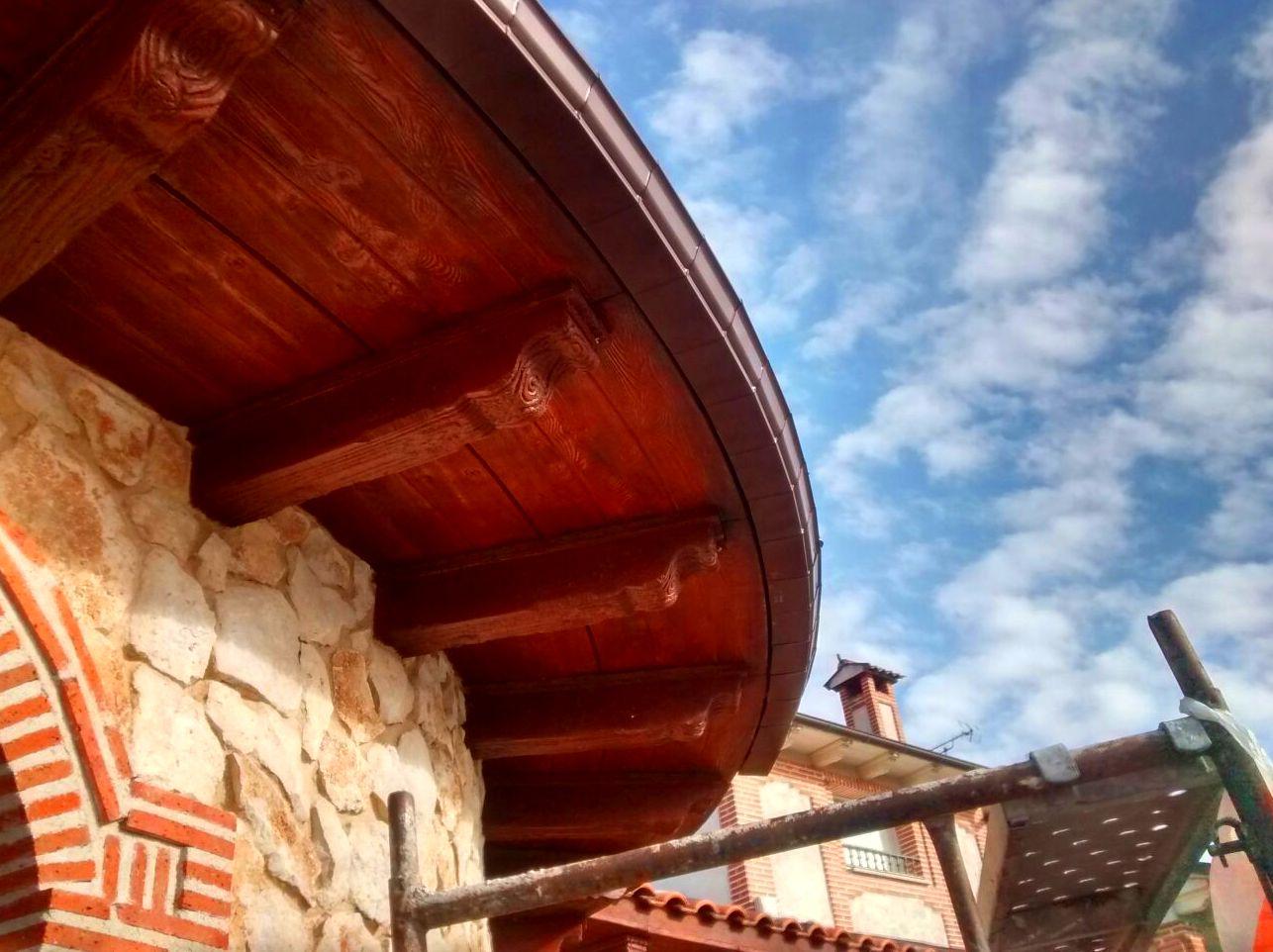 Foto 7 de Canalones en Santibáñez de Valcorba | Instalaciones Alonso