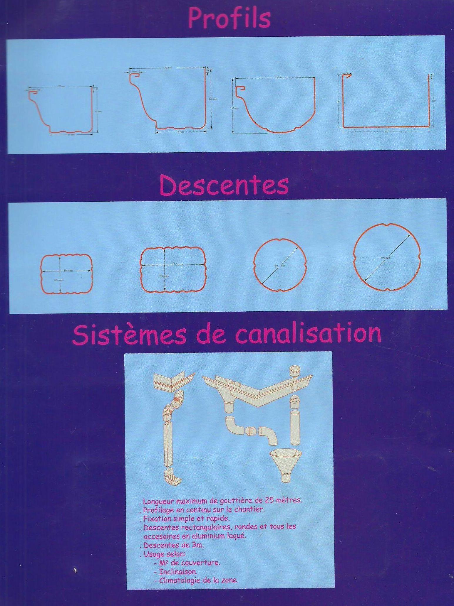 Foto 30 de Canalones en Santibáñez de Valcorba | Instalaciones Alonso