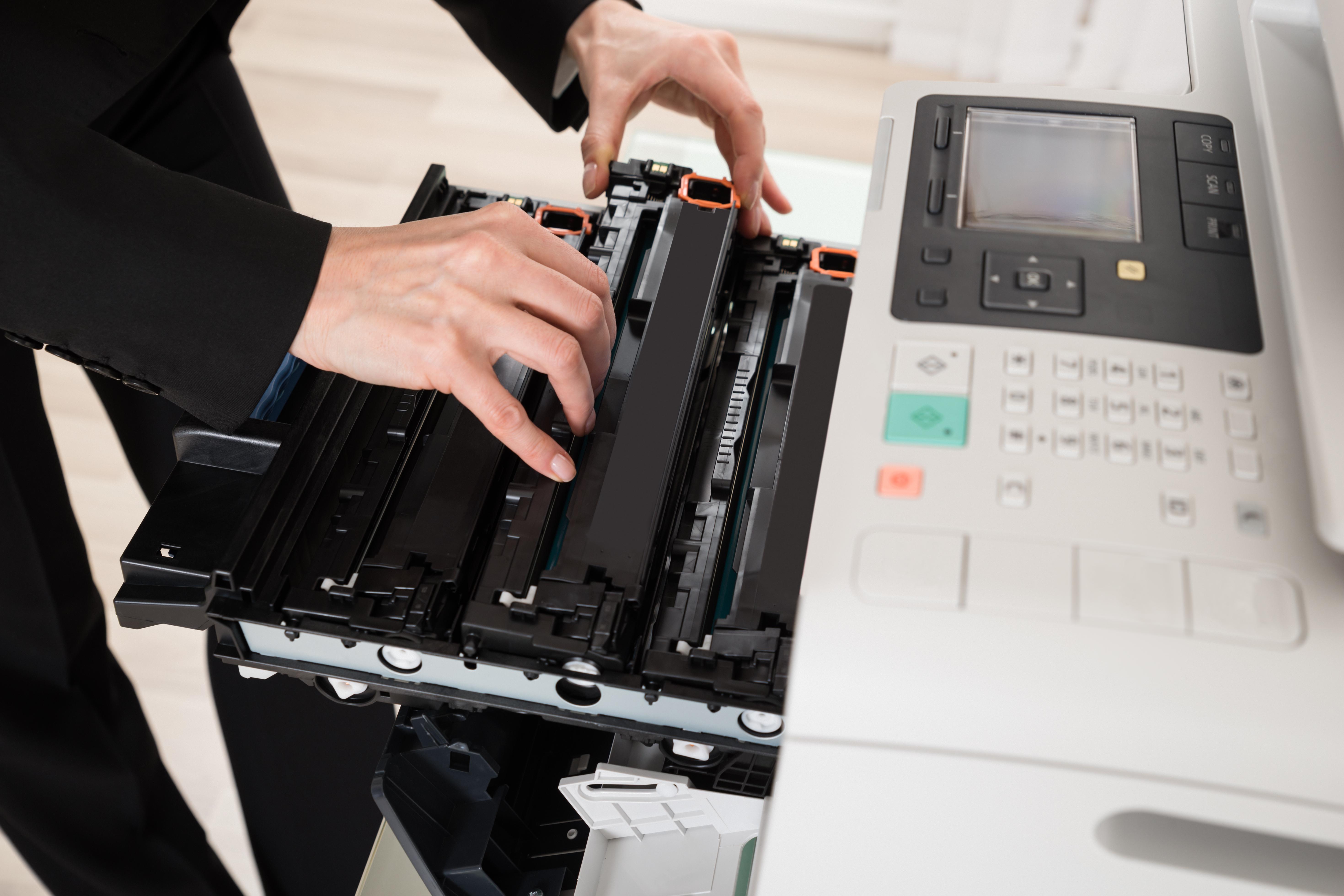 Servicio técnico: Servicios de Ofima Grupo Oficina S.L.