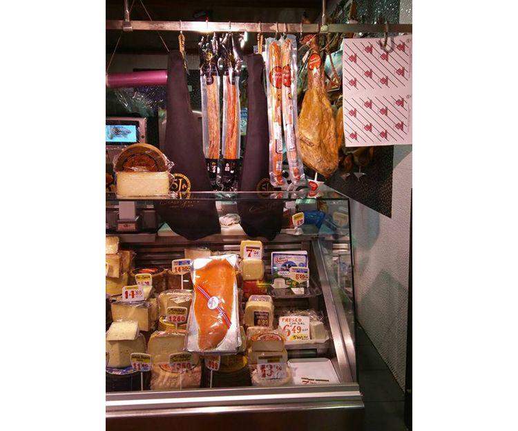 Productos de charcutería en Leganés