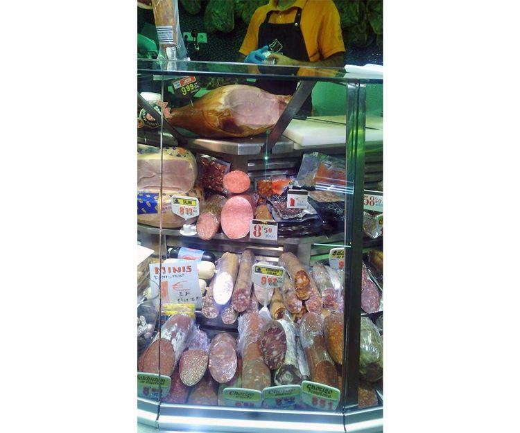 Proveedores de charcutería para catering en Leganés