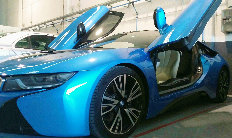 Reparación BMW i8