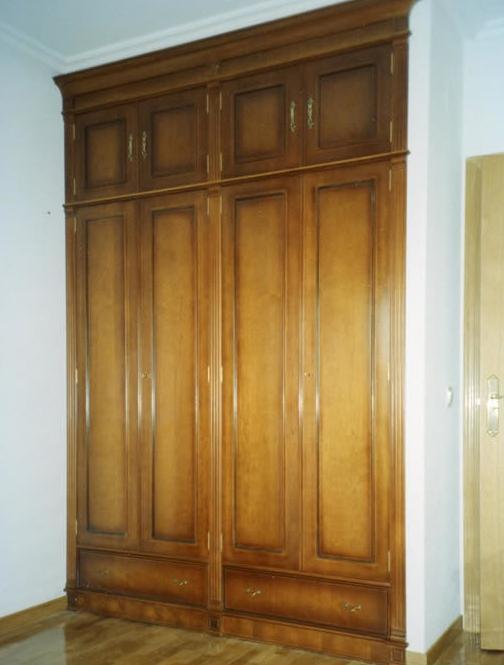Fabricación de armario a medida en Salamanca