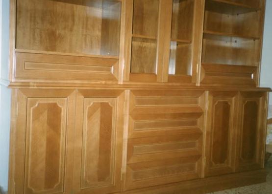 Carpintería y ebanistería Sucesores de Manuel Marcos, muebles a medida