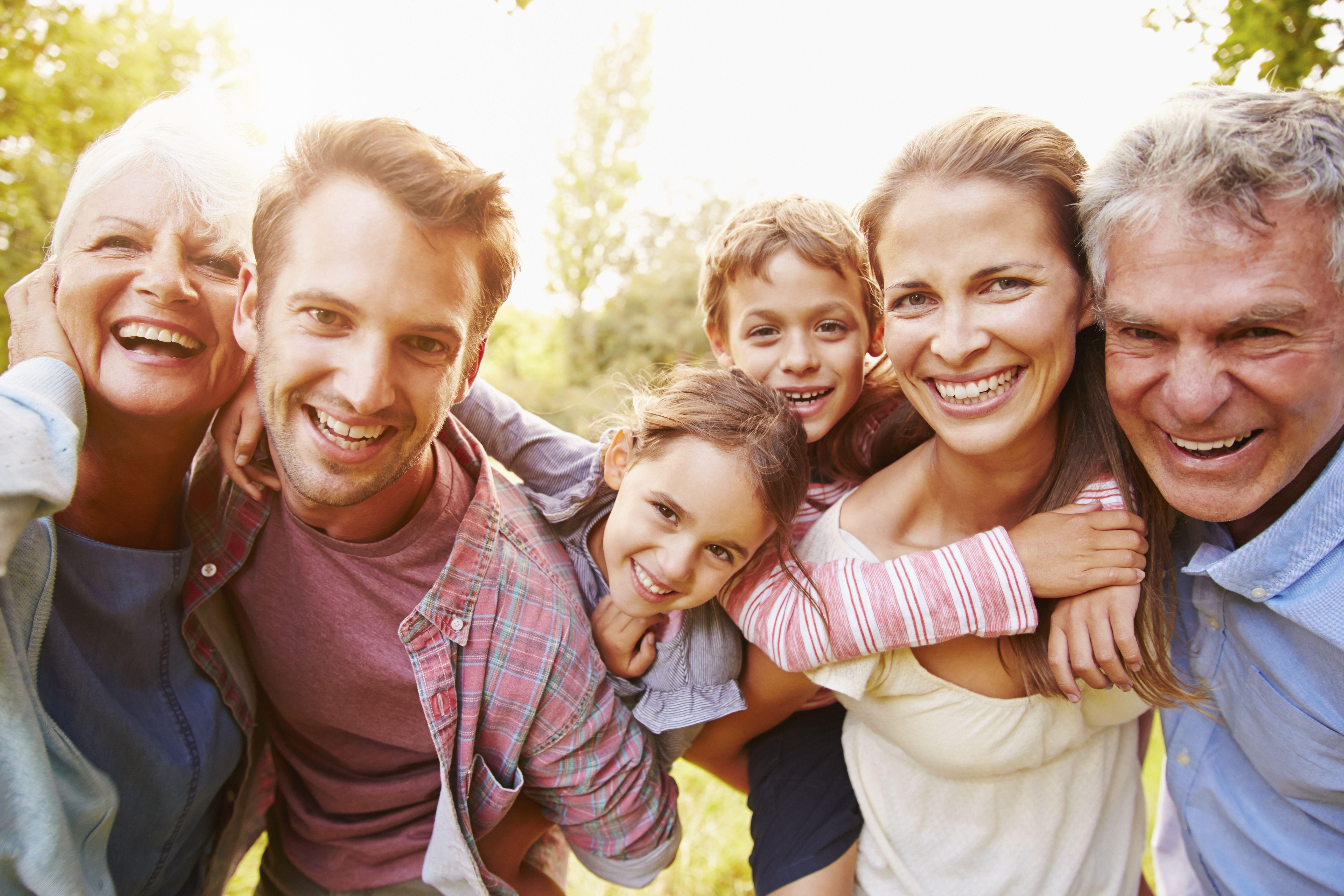 Terapias psicológicas familia