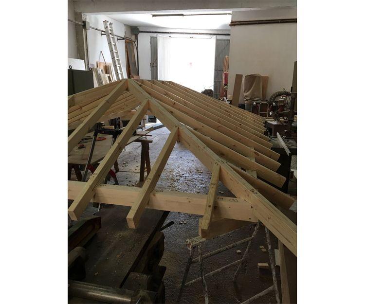 Carpintería de madera en Tenerife
