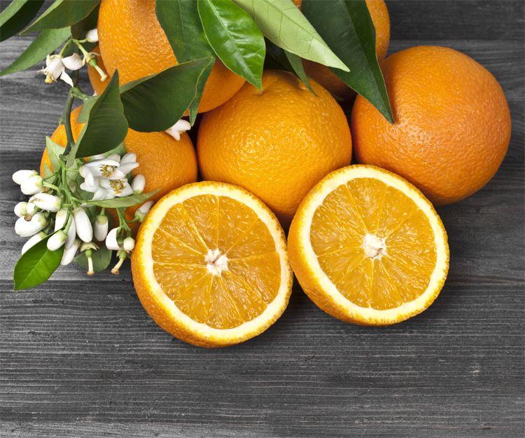 Almacén de naranjas en Guadassuar