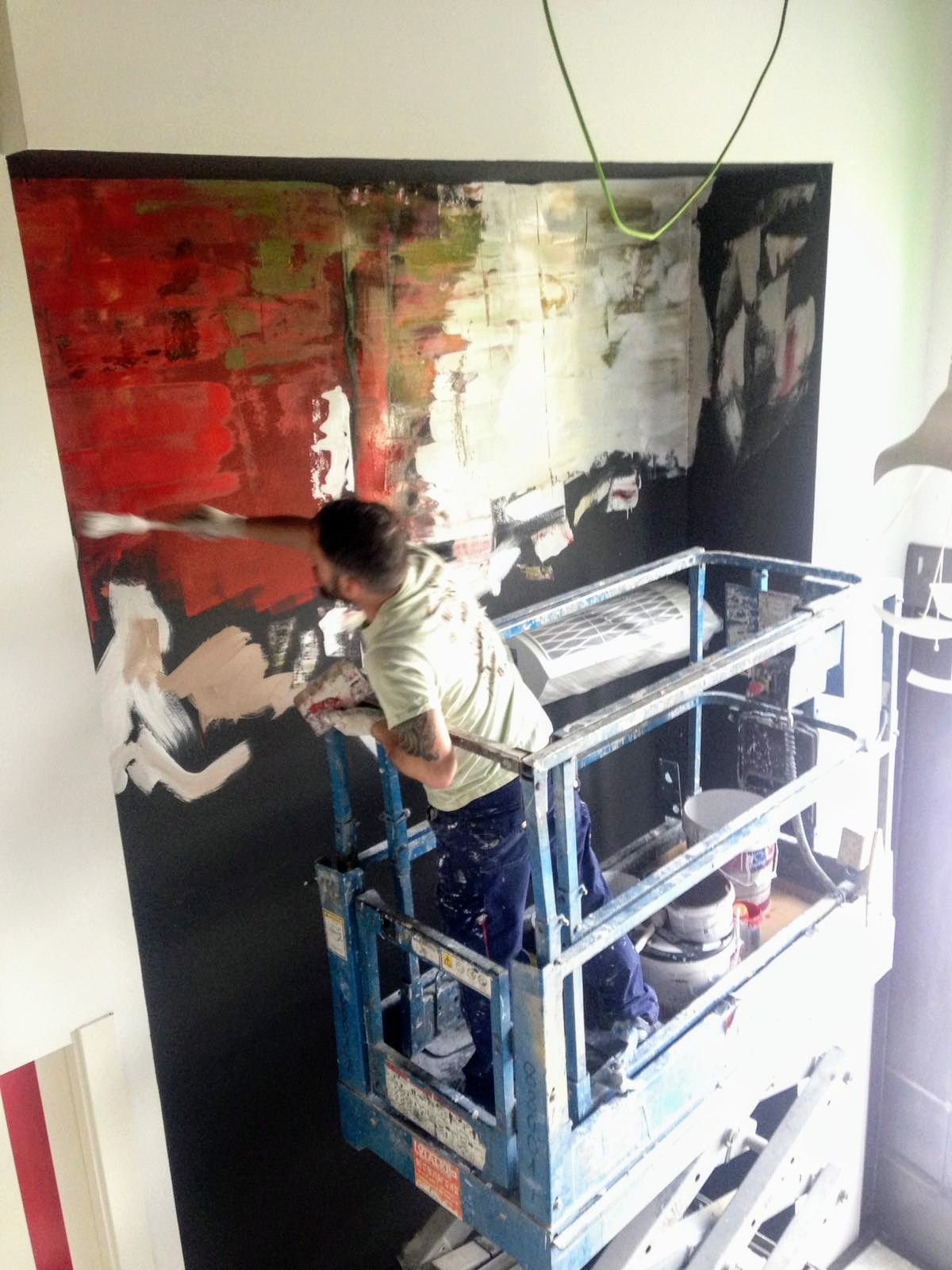 Murales decorativos: Trabajos de La Útima Pared