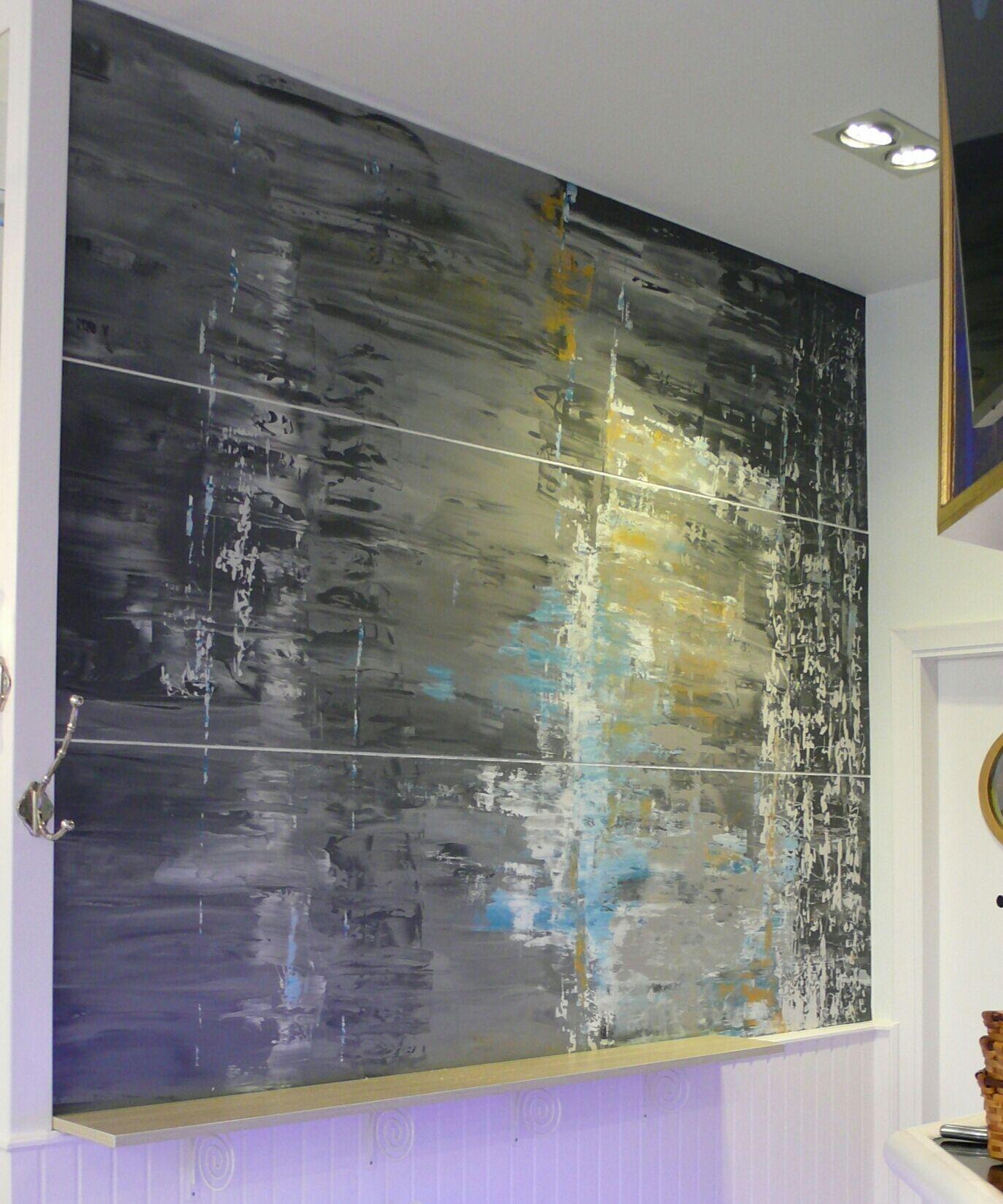 Trabajos de pintura decorativa en Vitoria