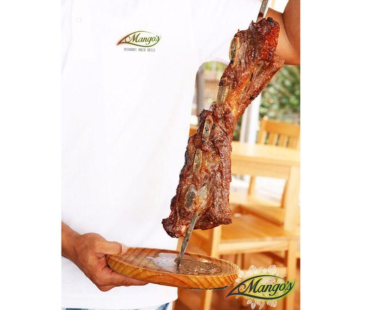 Carnes a la brasa en Salou