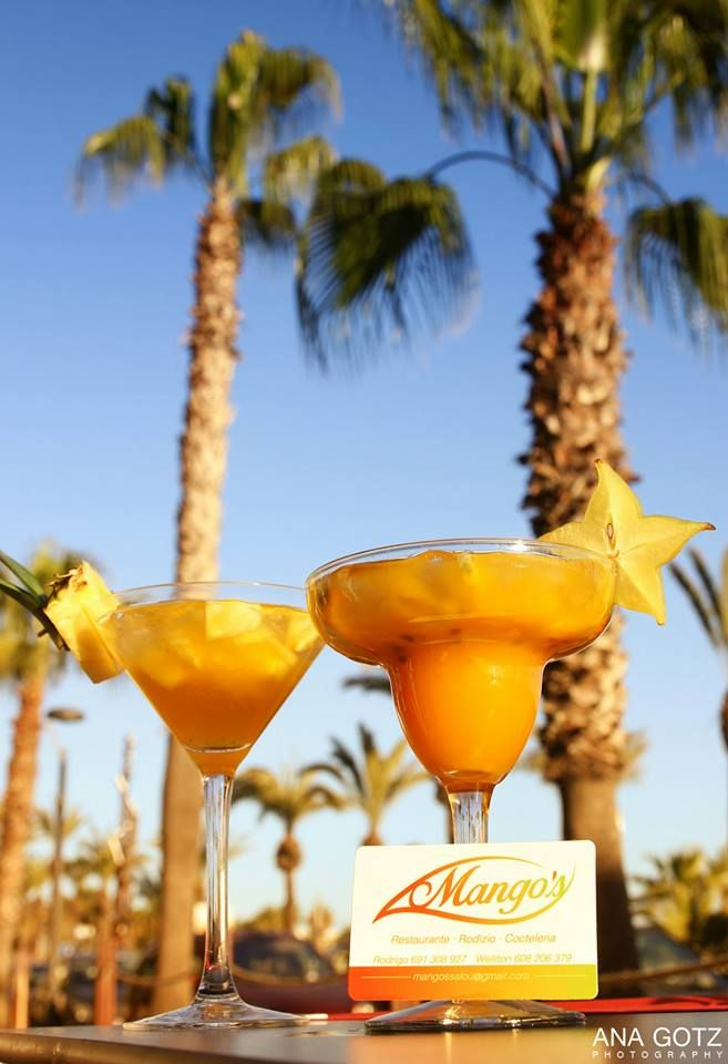 Cavas: Restaurante - Coctelería de Mango's