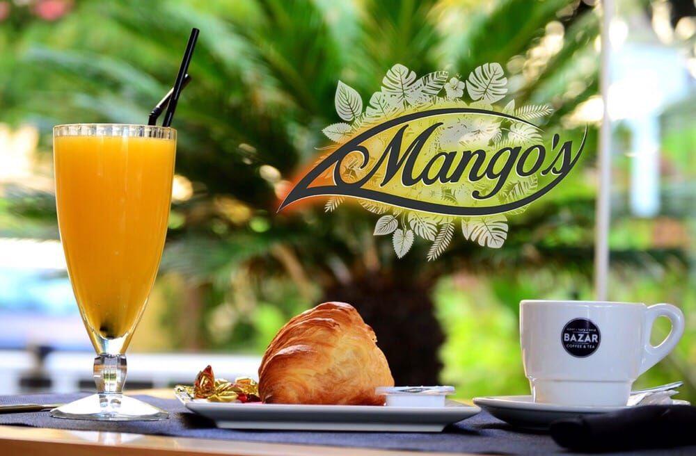 Desayunos y meriendas: Restaurante - Coctelería de Mango's