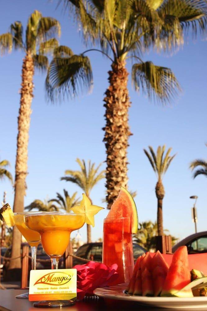 Batidos y zumos: Restaurante - Coctelería de Mango's