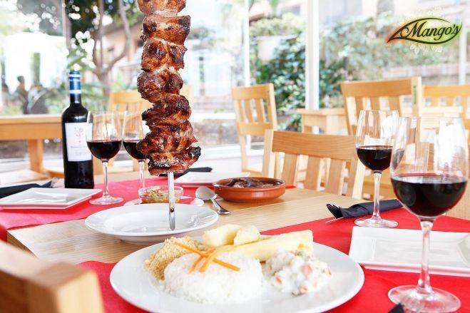 Platos combinados: Restaurante - Coctelería de Mango's