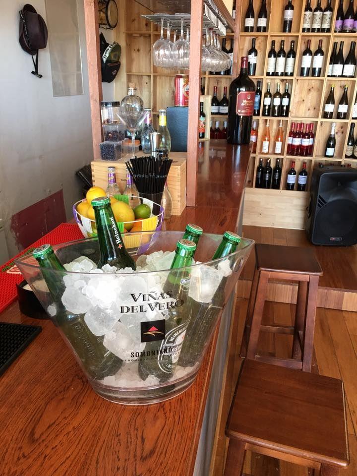 Bebidas: Restaurante - Coctelería de Mango's