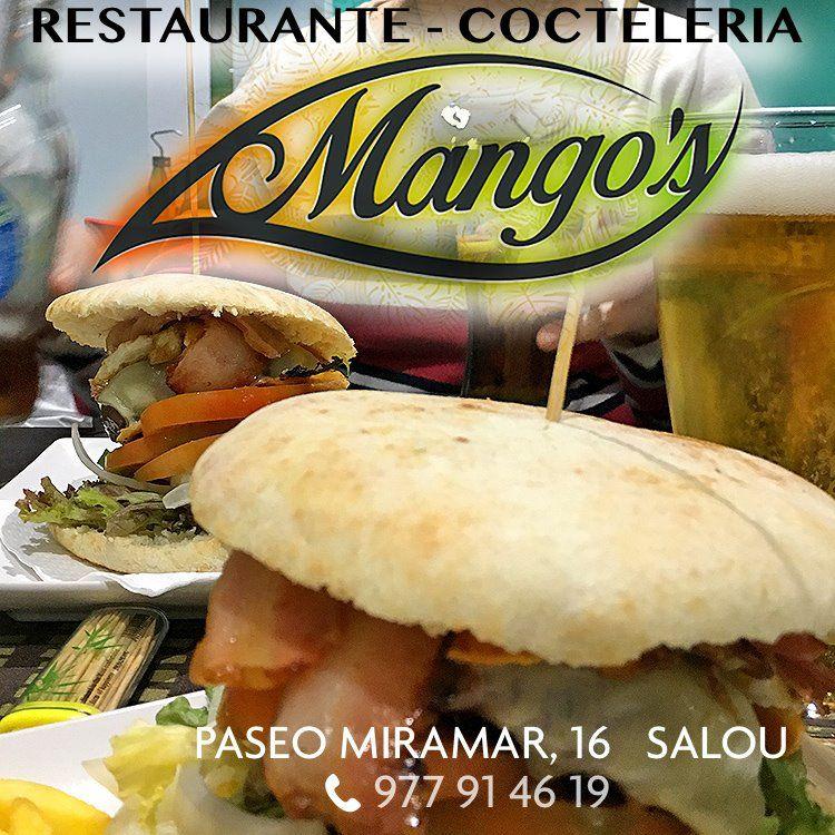 Bocadillos fríos: Restaurante - Coctelería de Mango's