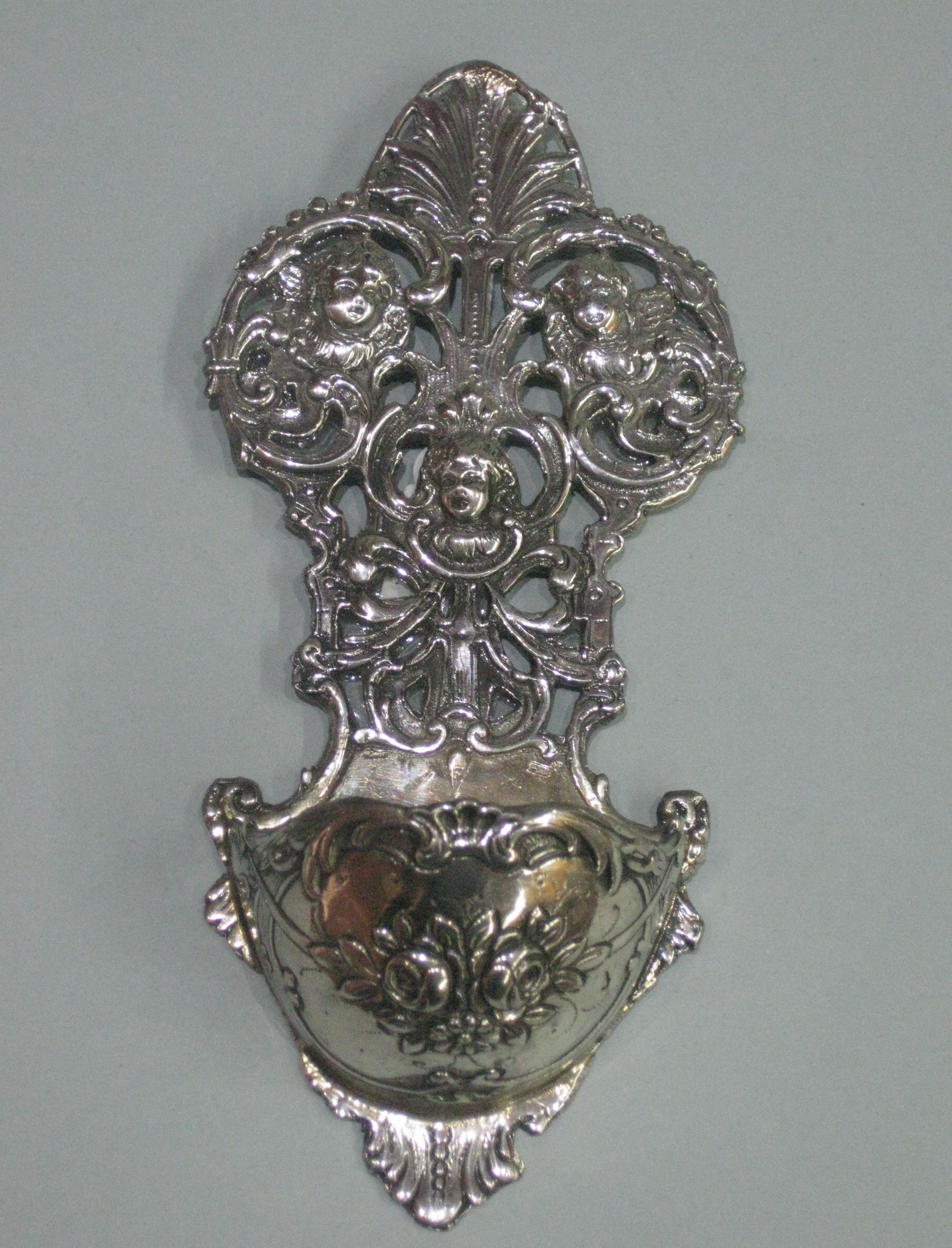 BENDITERA ANGELITOS: Catalogo de plata de Vera Orfebre