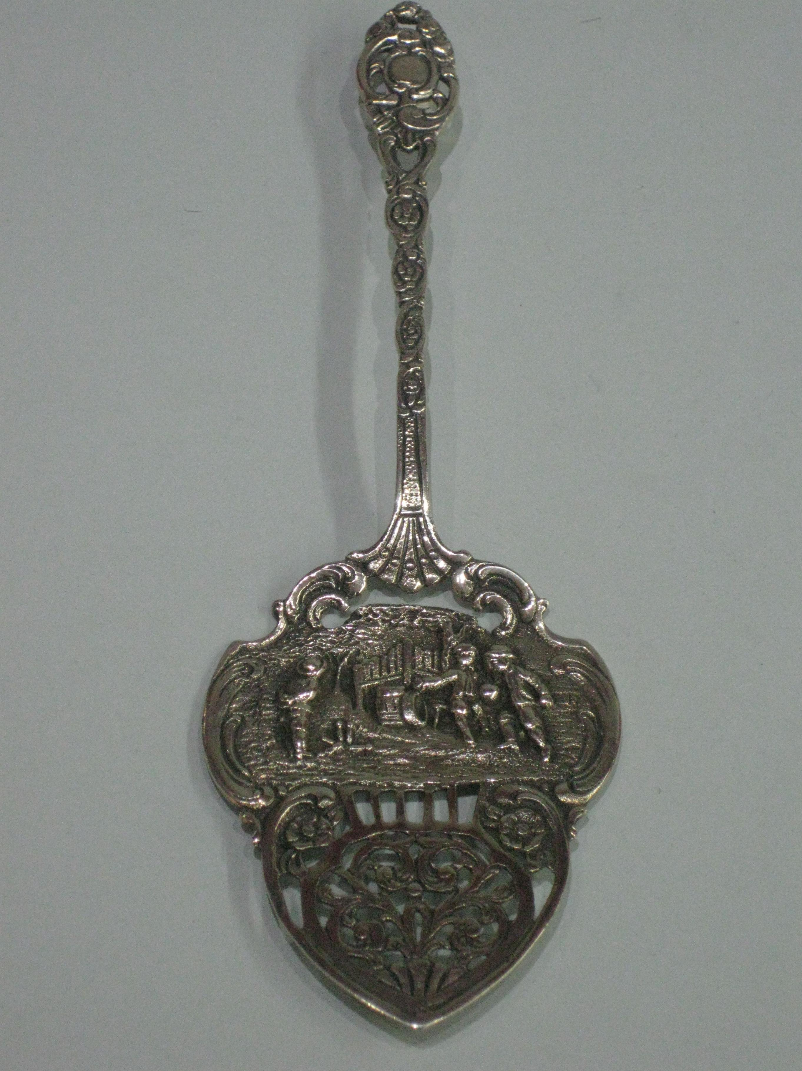 PALA TARTA: Catalogo de plata de Vera Orfebre