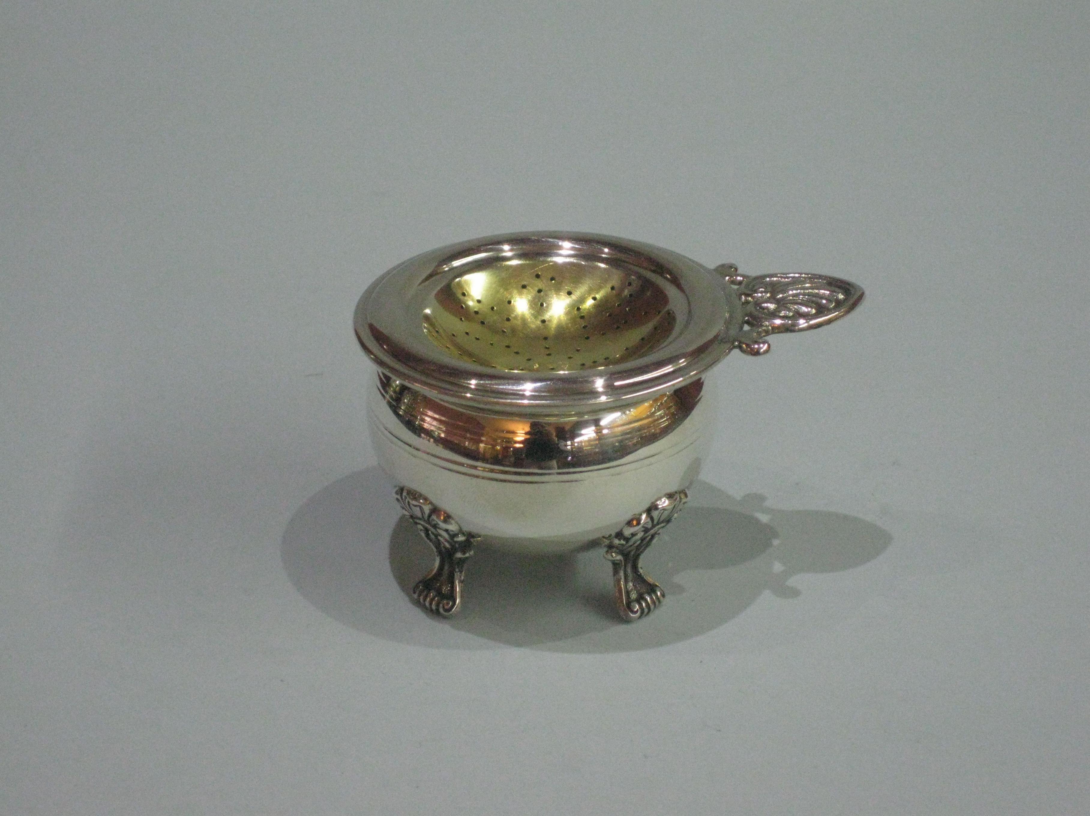 COLADOR LISO CON BASE: Catalogo de plata de Vera Orfebre