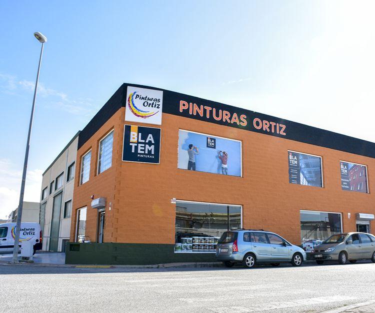 Tienda de pinturas en Tarifa