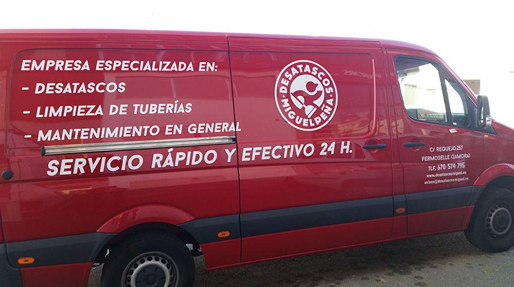 Mantenimiento: Servicios de Desatascos Miguel Peña
