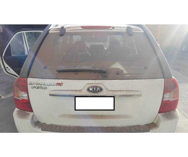 Limpieza integral de vehículo (antes)