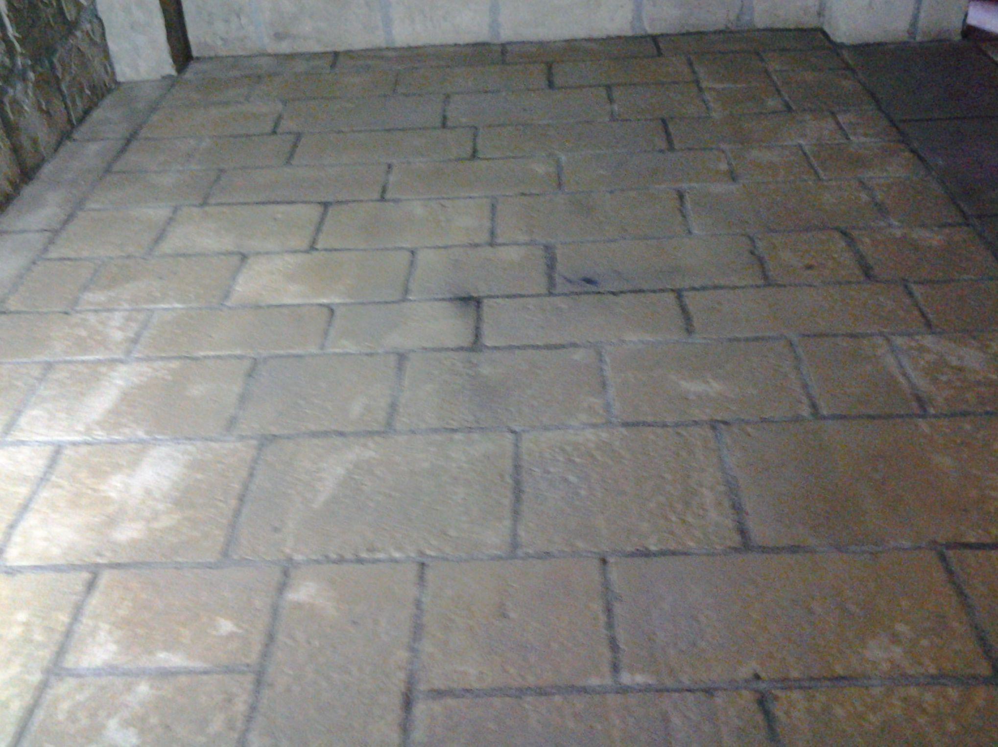 Decoración imitación piedra en Zaragoza
