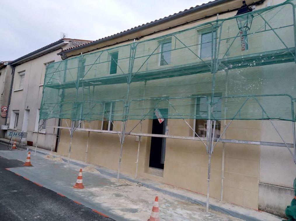 Revestimiento de fachadas en Zaragoza