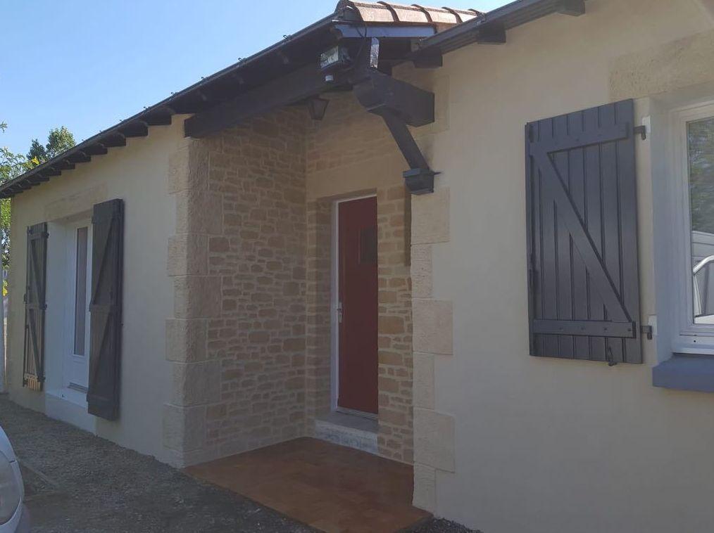 Empresa de construcción especializada en decoración rústica en Zaragoza