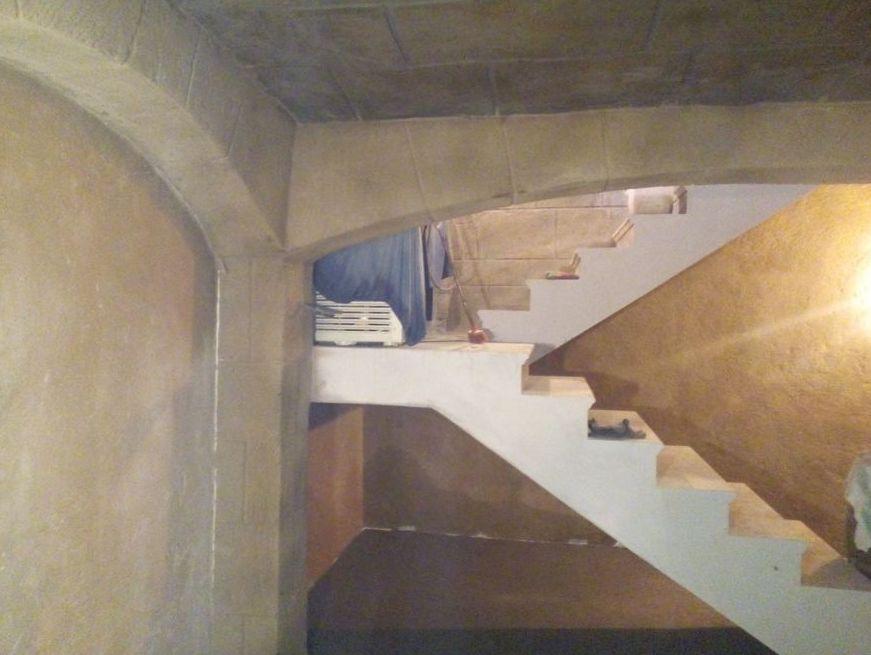 Decoración rústica imitación piedra en Zaragoza
