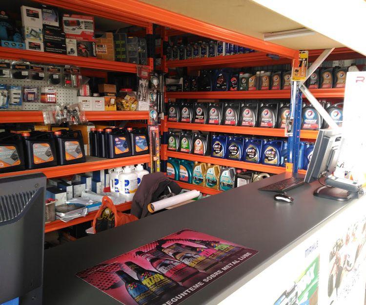 Venta de lubricantes industriales en Pozoblanco, Córdoba