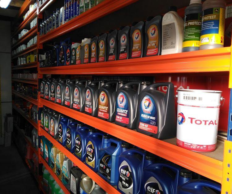Aceites y lubricantes industriales en Pozoblanco, Córdoba