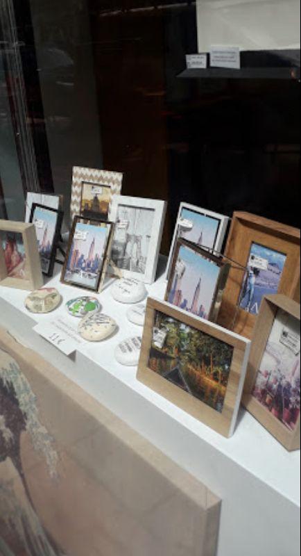 Venta de marcos y cuadros en Madrid