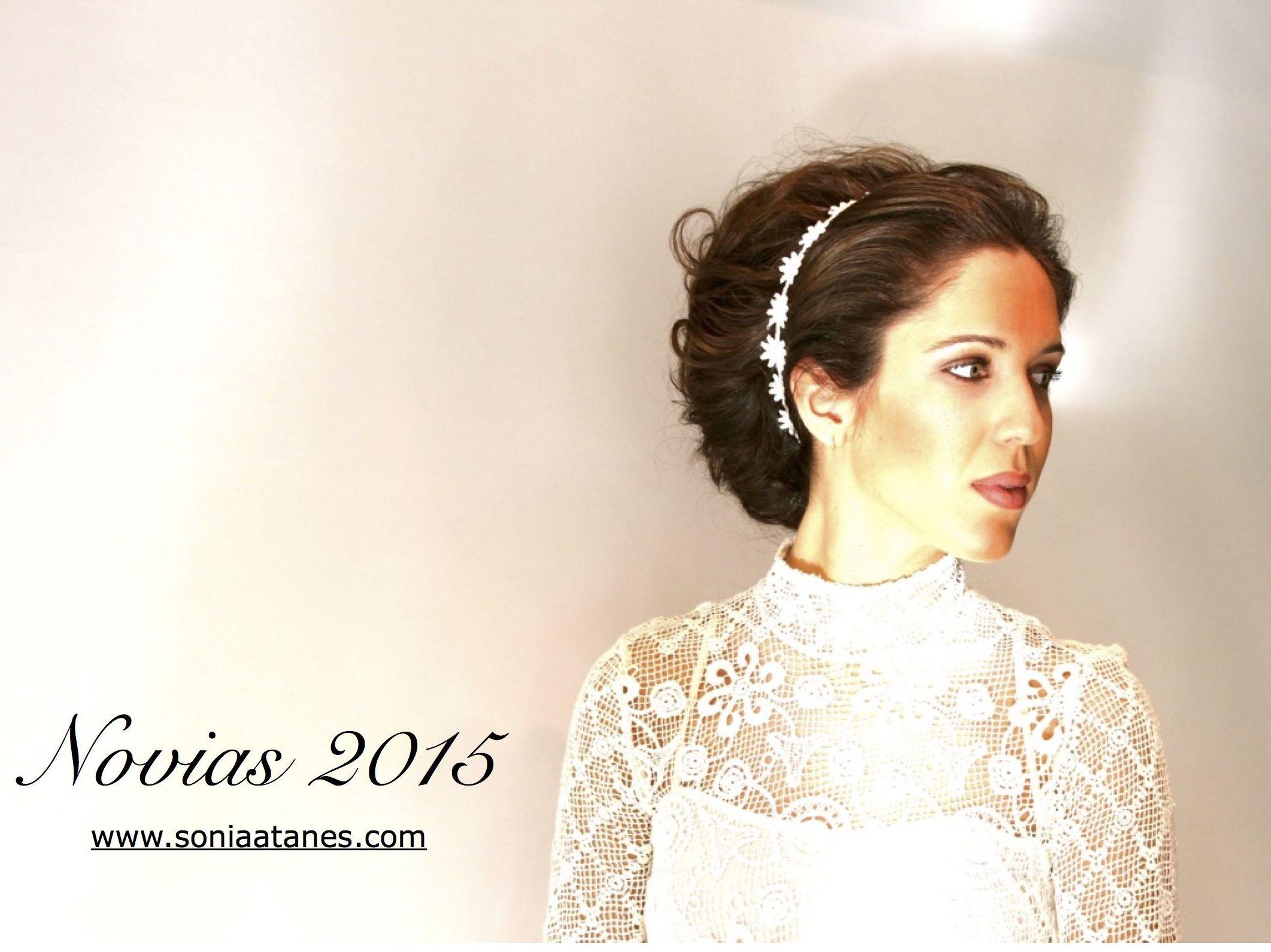 Peluqueria para novias Sonia atanes