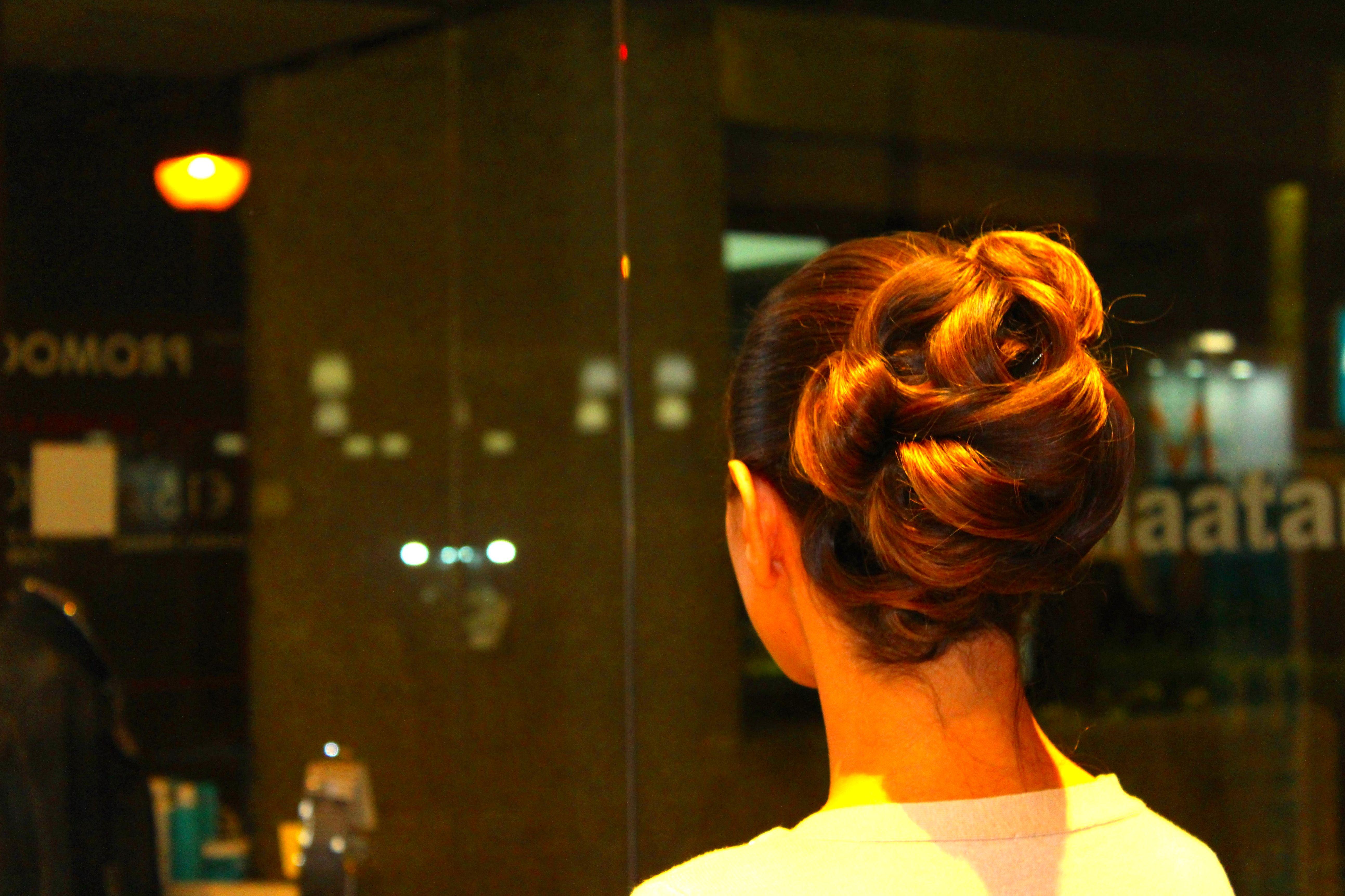 Sonia Atanes peluqueria para novias