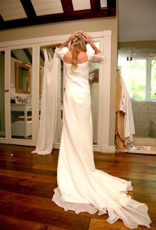 Sonia atanes, Peluqueria para novias