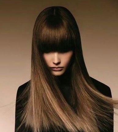 Alisado de Taninoplastia para flequillos.: Servicios de peluquería de Sonia Atanes