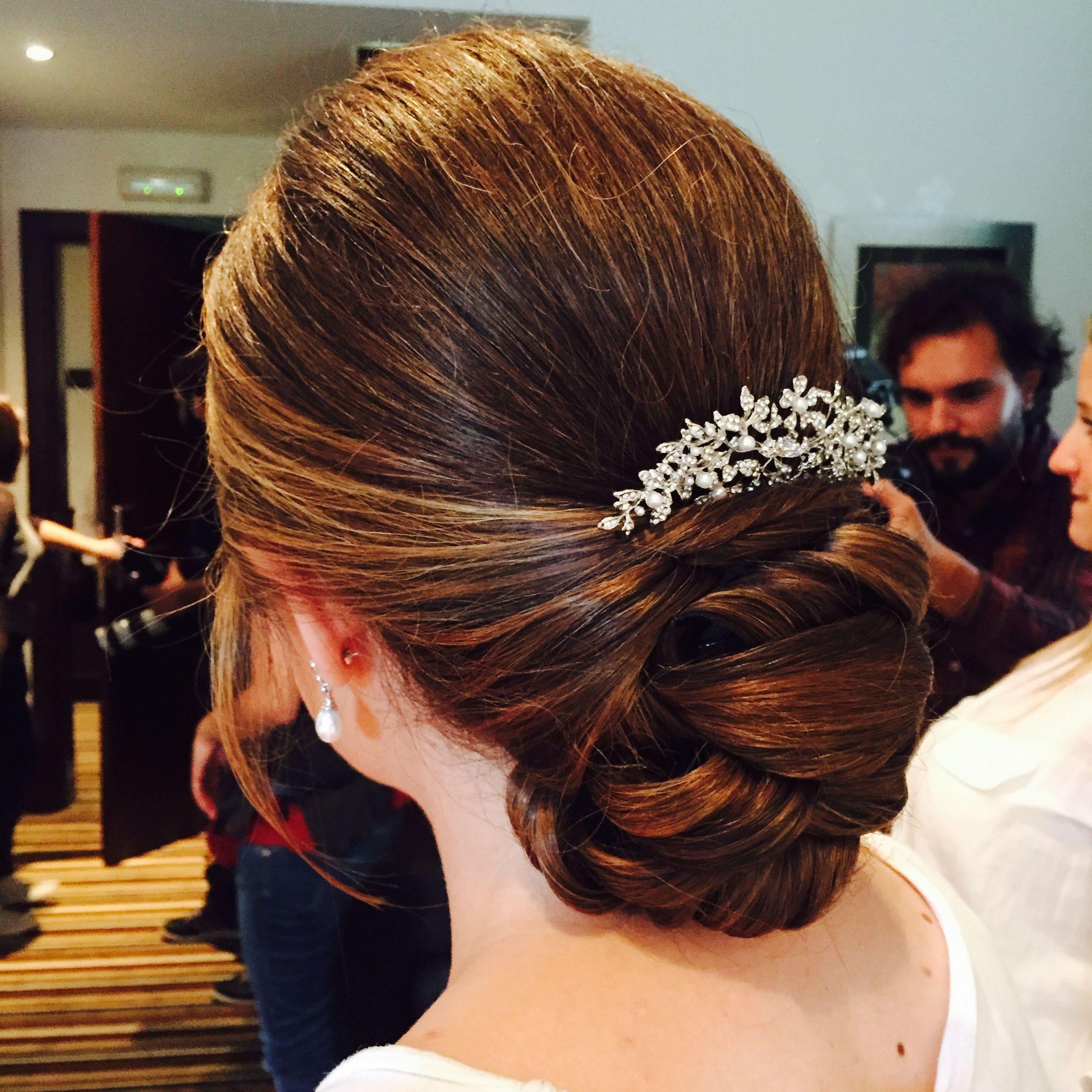 Sonia Atanes peluqueria novias.