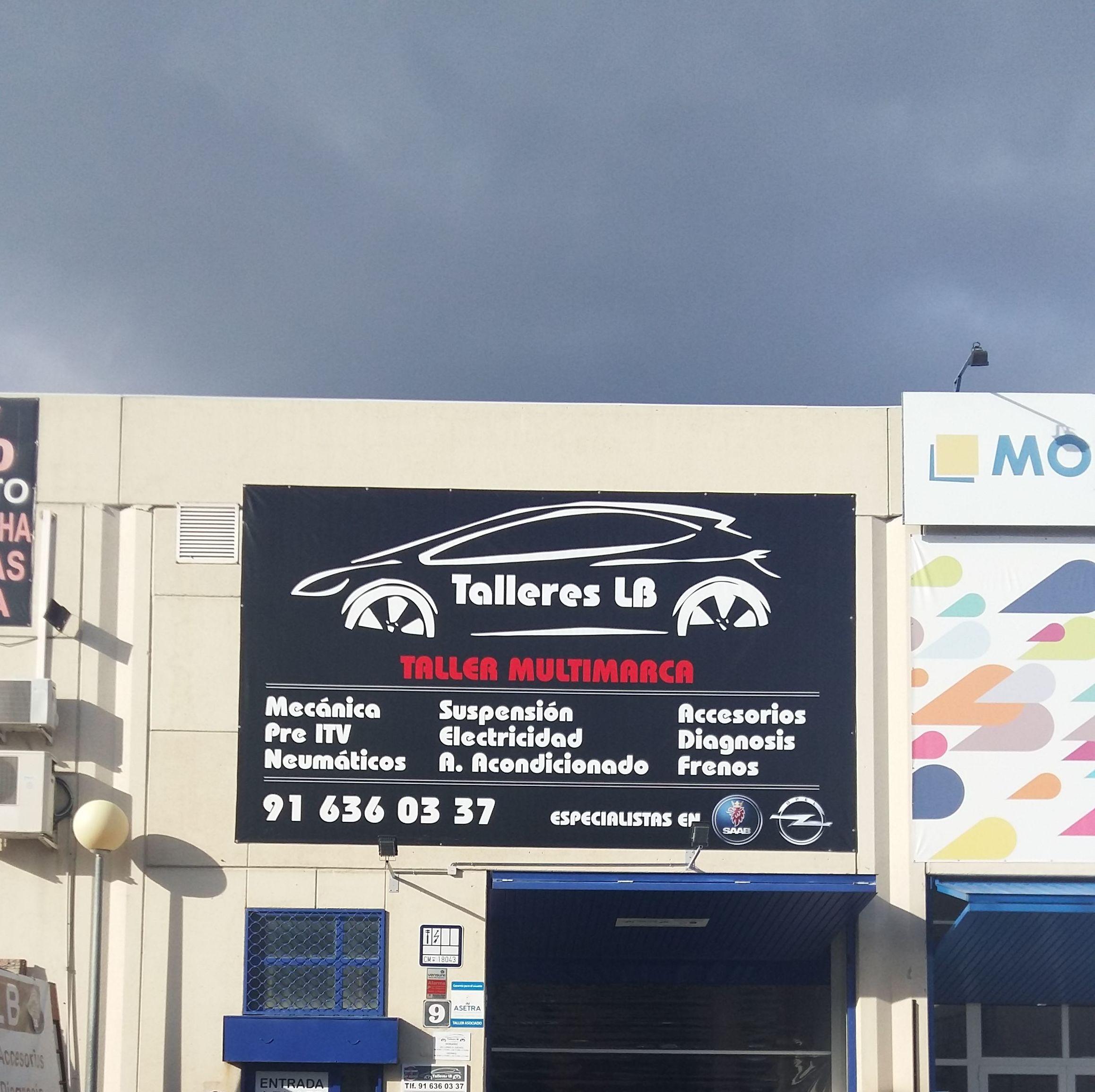 Foto 7 de Talleres de automóviles en Las Rozas | Talleres LB Las Rozas, S.L.