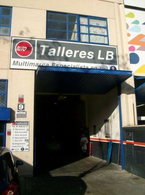 Foto 15 de Talleres de automóviles en Las Rozas | Talleres LB Las Rozas, S.L.