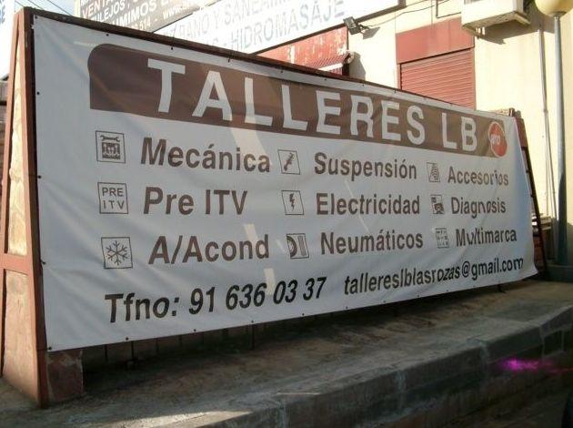 Foto 10 de Talleres de automóviles en Las Rozas | Talleres LB Las Rozas, S.L.