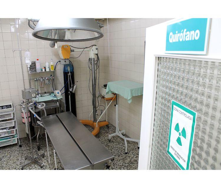 Instalaciones con quirófano