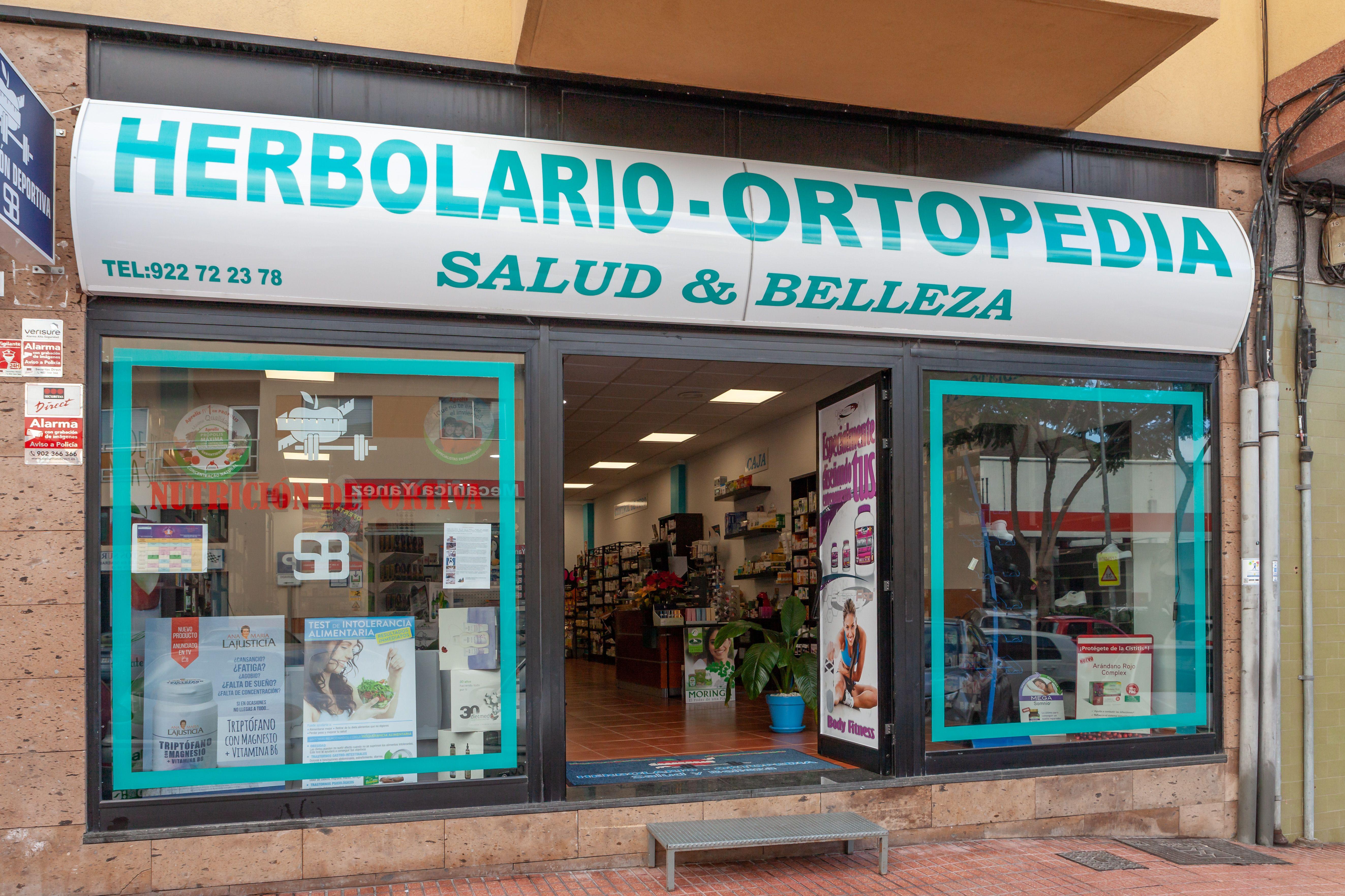 Foto 1 de Venta de Suplementación deportiva en  | Herbolario Salud y Belleza