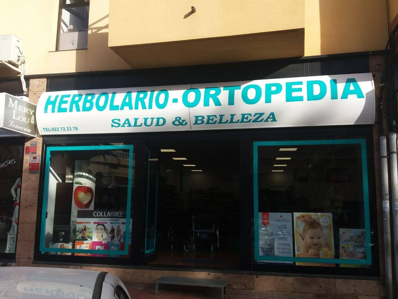 Herbolarios tiendas enTenerife