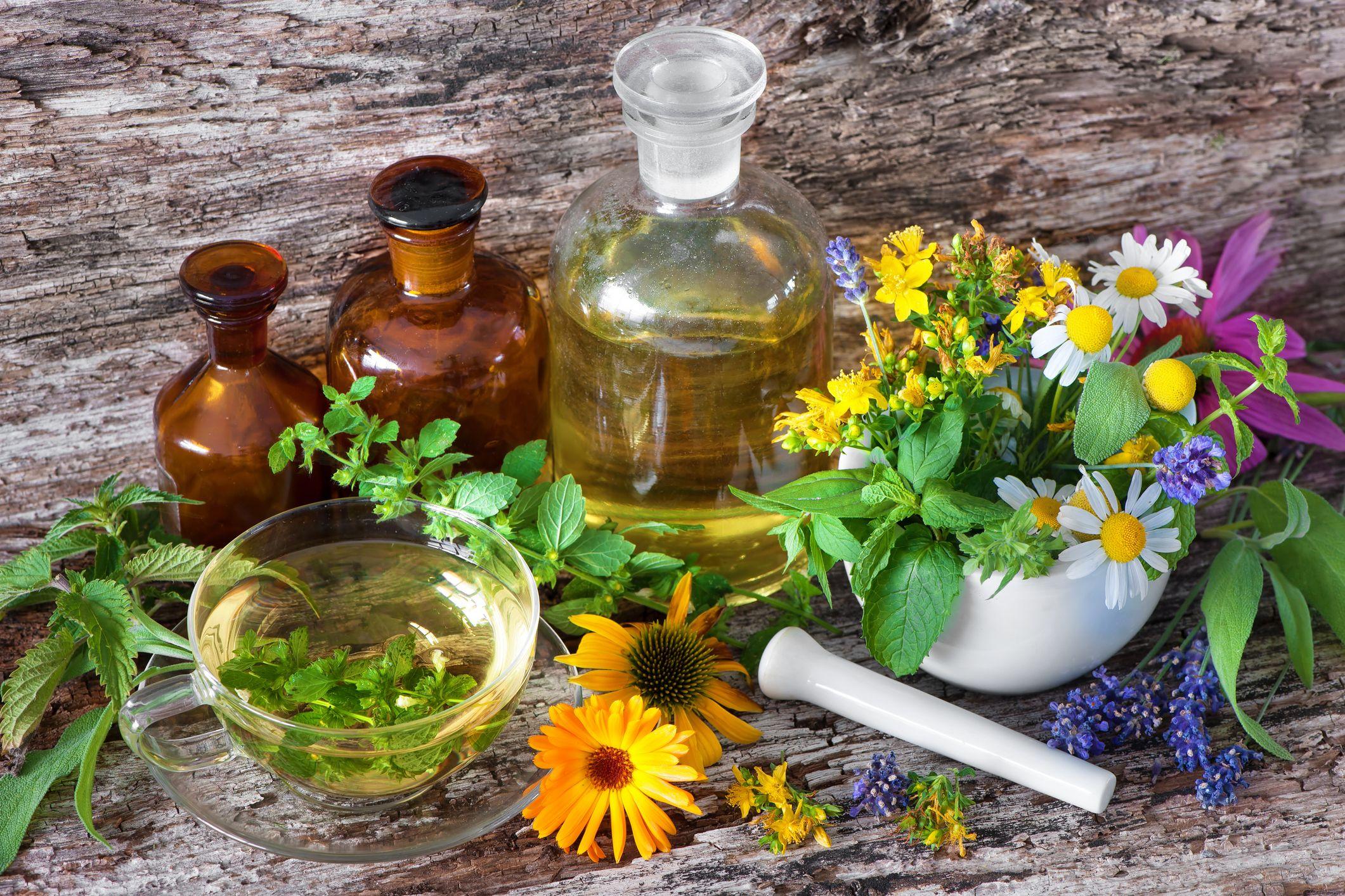 Consulta de naturopatía y fitoterapia