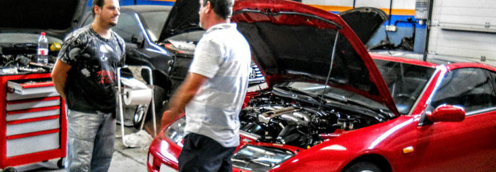 Mecánica general del automóvil